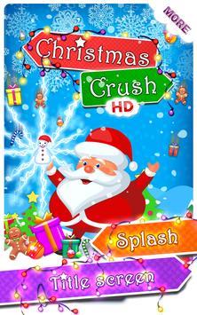 Christmas Crush HD screenshot 8