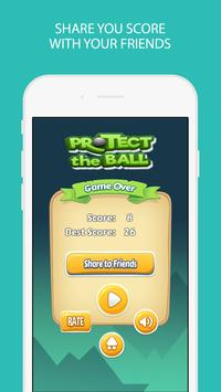 Protect the Ball screenshot 1