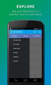 My Watchlist screenshot 2
