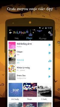 Video Maker: Music, Effects apk screenshot