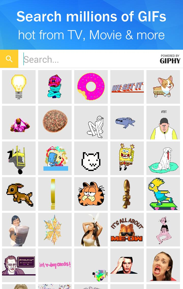 Photo Gif Sticker for Android - APK Download