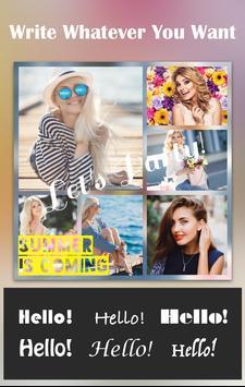 Photo Collage Pro ảnh chụp màn hình 16