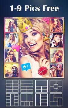 Photo Collage Pro ảnh chụp màn hình 1