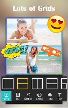 Photo Collage Pro ảnh chụp màn hình 3