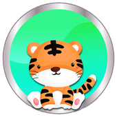 My First Puzzles: Animals icon