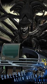 Aliens vs. Pinball Cartaz
