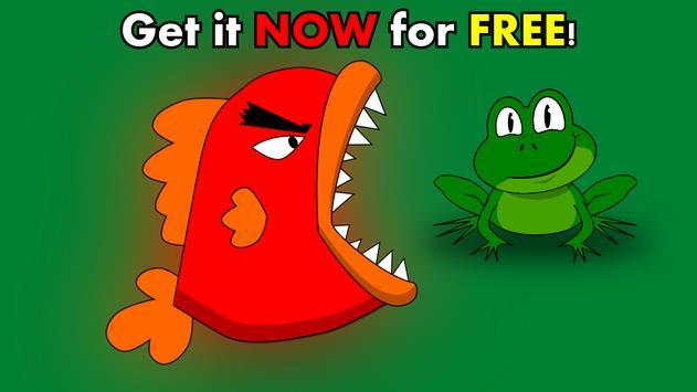 Mr. Hoppy Frog - Lite apk screenshot