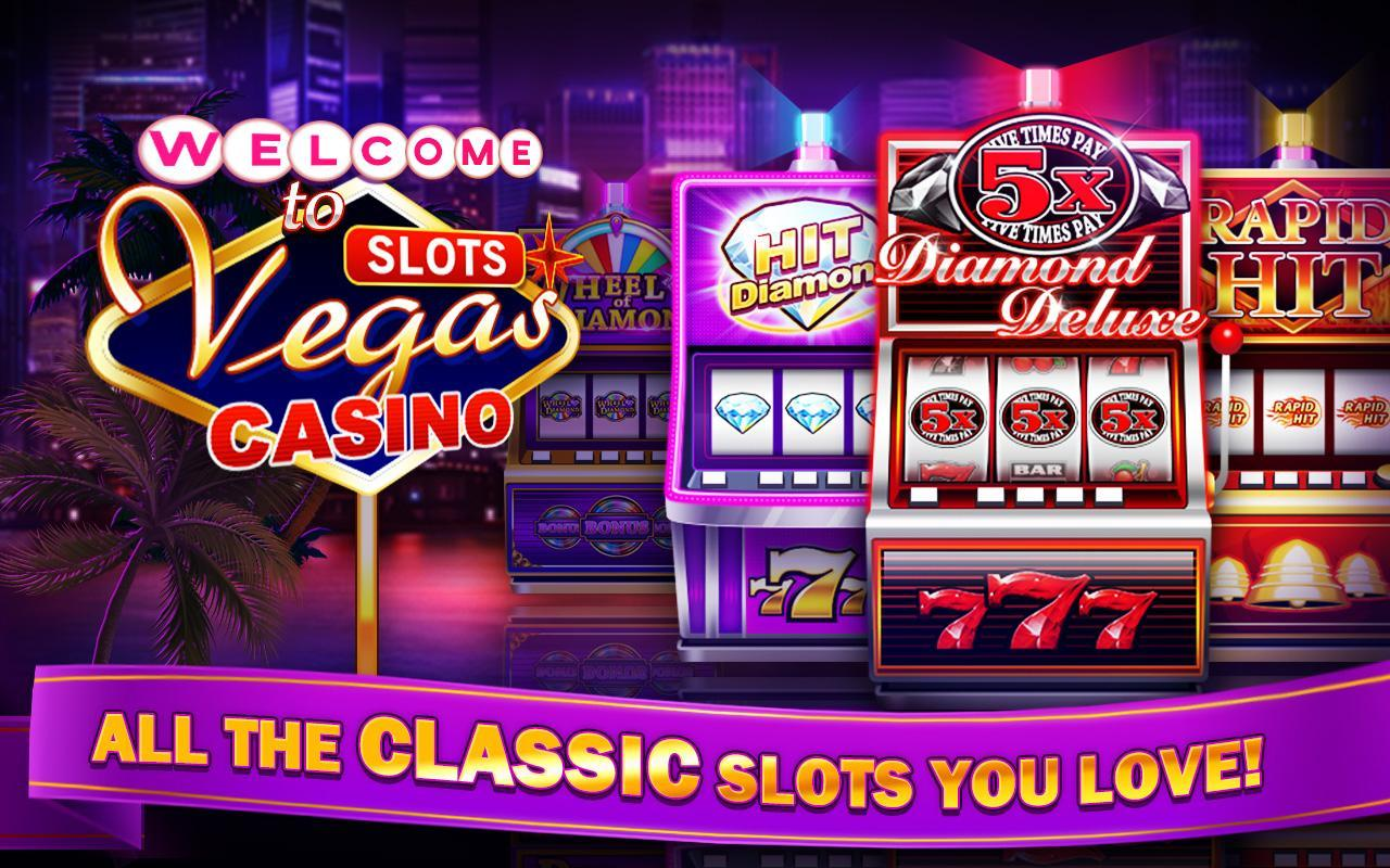 Free slots and casino