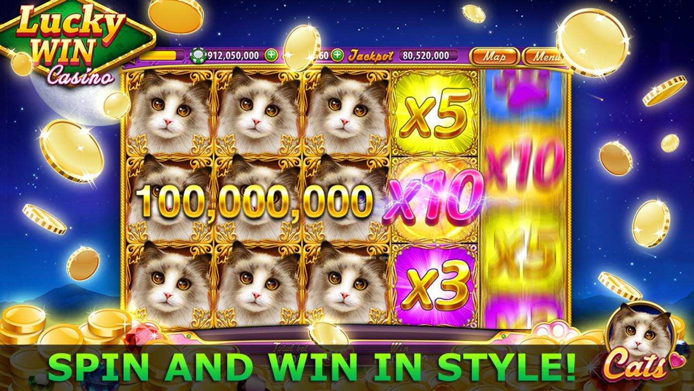 Casino Lucky Win Download