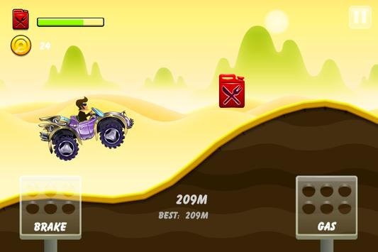 Hill Racing screenshot 2