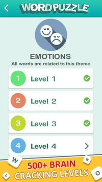 WordPuzzles - FREE Word Game apk screenshot