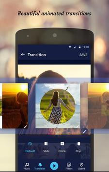 8 Schermata Foto Video Editor