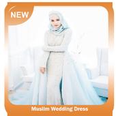 Muslim Wedding Dress icon