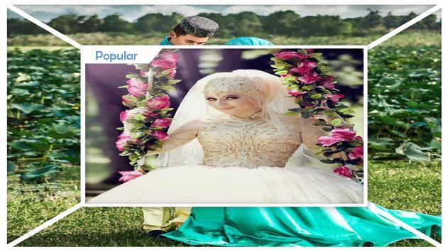 Muslim Wedding Dress apk screenshot