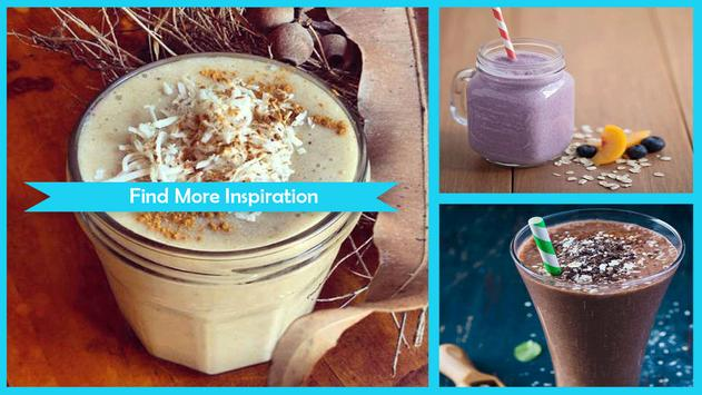 Savory Smoothies and Drinks for Diet screenshot 4
