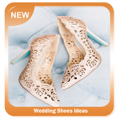 Wedding Shoes Ideas icon