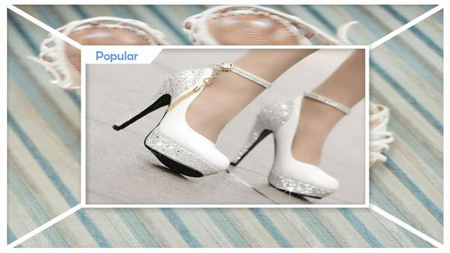 Wedding Shoes Ideas screenshot 1