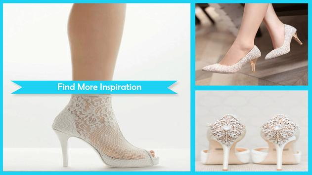 Wedding Shoes Ideas screenshot 4