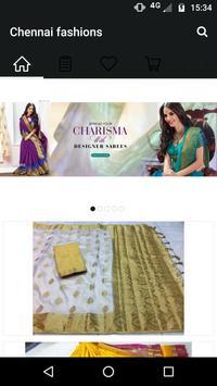 Chennai fashions poster