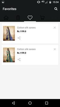 Chennai fashions screenshot 2
