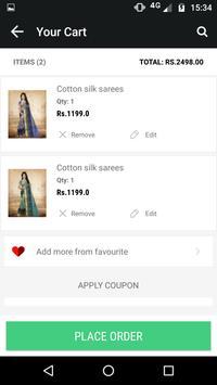 Chennai fashions screenshot 3
