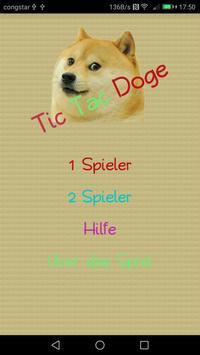 Tic Tac Doge poster