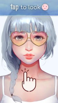Live Portrait Maker: 女の子 ポスター
