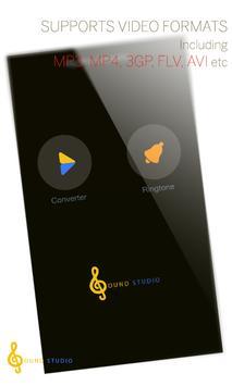 Video Converter - MP3 Cutter and Ringtone Maker poster