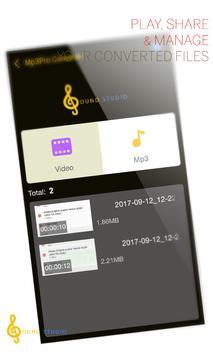 Video Converter - MP3 Cutter and Ringtone Maker screenshot 8
