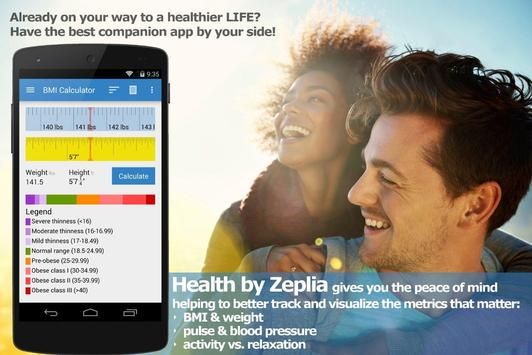 Health by Zeplia poster