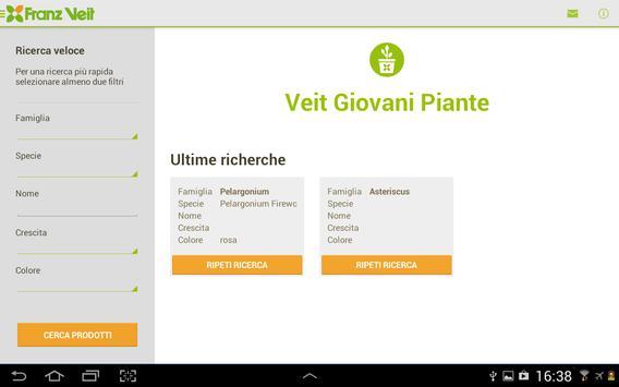Franz Veit Giovani Piante apk screenshot