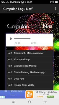 Kumpulan Lagu  N A F F screenshot 1