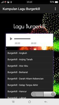 Lagu B U R G E R K I L L screenshot 1