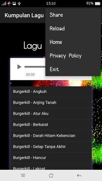 Lagu B U R G E R K I L L screenshot 2