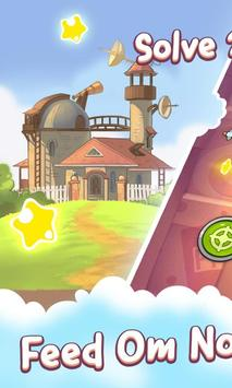 Cut the Rope: Experiments poster