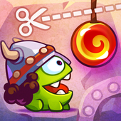Game android Cut the Rope: Time Travel APK new 2018 free