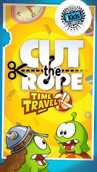 Cut the Rope: Time Travel poster