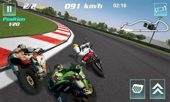 Highway Moto Gp Racing poster