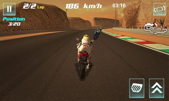 Highway Moto Gp Racing screenshot 2