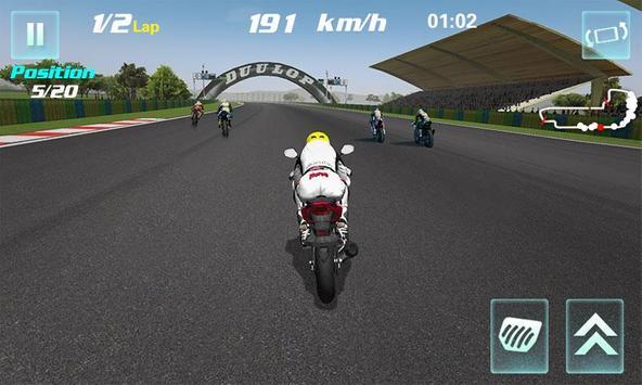 Highway Moto Gp Racing screenshot 3