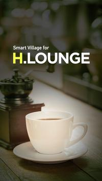 H.LOUNGE poster