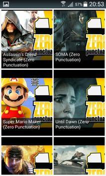ZeroPunctuation Complete Serie screenshot 1