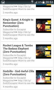 ZeroPunctuation Complete Serie screenshot 2