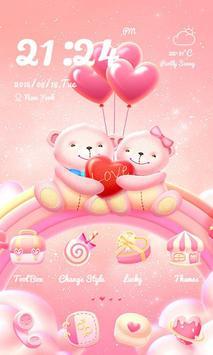 Bear Theme - ZERO Launcher poster