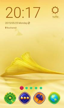 Golden Flower Launcher poster