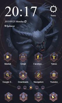 Dark Fantasy ZERO Launcher poster