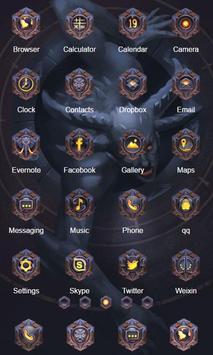 Dark Fantasy ZERO Launcher apk screenshot