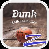 Dunk Theme - ZERO launcher