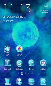 Blue Moon Launcher apk screenshot