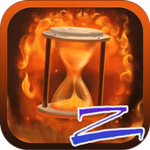 Fire and Stone Launcher Theme icon